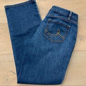 Loft Original Boot Cut Jeans 8